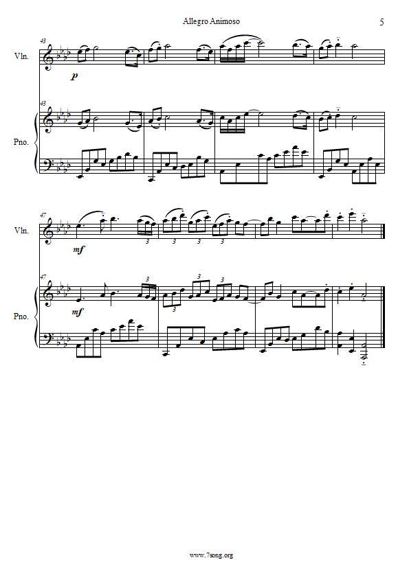 Allegro animoso Dae-Ho Eom 2008 Violin Piece 5.jpg