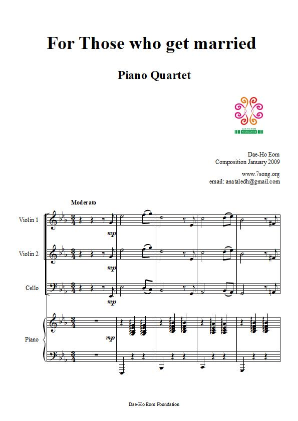 Piano Quartet for Those who get married.jpg
